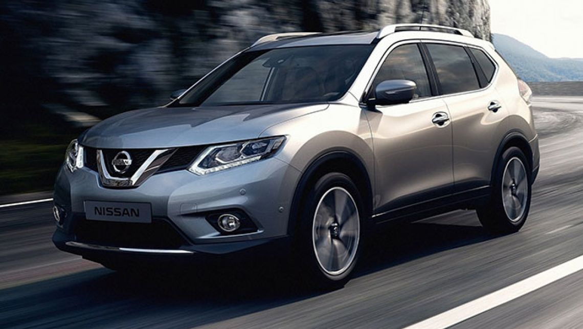Nissan Rogue (T32)